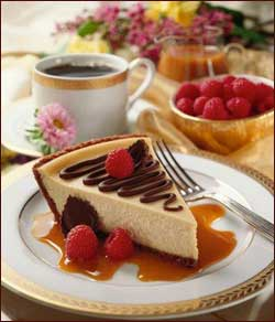 Famous french desserts from